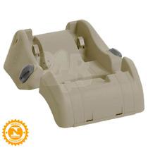 Base Para Cadeira De Auto Do Bebe Cocoon Cinza Off Galzerano