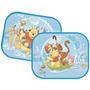 Protetor Solar Duplo P/ Auto Carro Disney Pooh E Tigrão