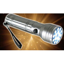 Lanterna De 15 Leds Ultravioleta Ponteiro Lazer Oportunidade