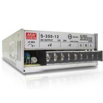 Inversor Transformador 110v 220v Para 12v 29 Amperes Fonte