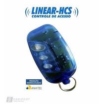 Controle 3 Teclas Linear Hcs Módulo Guarita