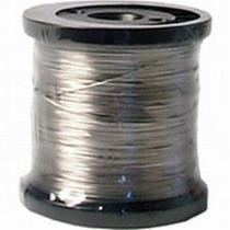 Carretel Arame Aço Inox Cerca Eletrica Fio 0,7 Bobina