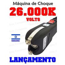 Arma De Choque Turbo 26 Milhões Israelense Garantia 2 Anos