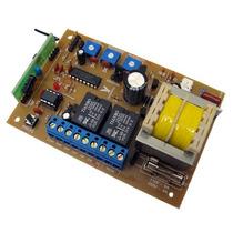 Central Módulo Comando P/ Portão Eletrônico Unisystem Garem