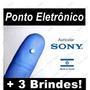 Ponto Eletrônico Israelense - Auricular Sony - Escuta Espiã