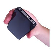 Aparelho Celular De Choque Elétrico Disfarçado De Iphone 4