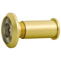 Olho Mágico Visor De Porta 200 Graus, Diâmetro 16mm Latonado