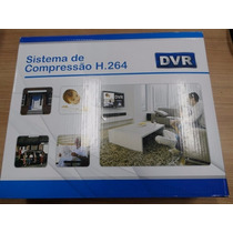 Dvr Domars 4 Canais 5004