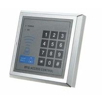 Controle De Acesso Para Cartão Rfid 125 Khz Ou Senha