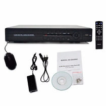 Stand Alone Dvr 16 Canais 480fps Realtime H264 - C9268