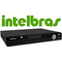 Nvr Gravador Digital De Vídeo Em Rede Intelbras Nvd 3016p