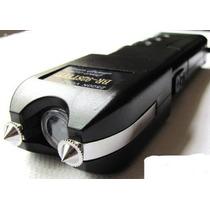 Máquina Aparelho De Choque Defesa Pessoal Taser 20000kv