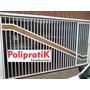 Renove Portões E Grades Com Polipratik Revestimentos.
