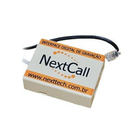 Gravador Telefonico Usb Nextcall 002-6 3120