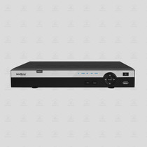 Dvr Stand Alone 4 Canais Intelbras Hdcvi 1004 Full Hd