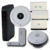 Interruptores Automáticos + Sensor De Luz Smart + Presença