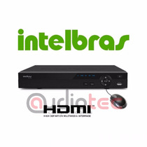 Dvr Stand Alone 4 Canais Intelbras Vd 3104 Hdmi