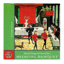 Músicas Banquete Medieval Séc Xiii- Xv Instrumentos De Época