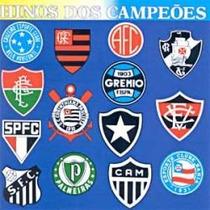 Lp Vinil - Hinos Dos Campeões - Stereo-ano 1977.