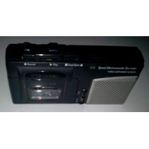 Antigo Mini Gravador De Voz E Telefone Voyager Vtr100pro