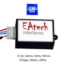 Interface De Som Volante Gm Vectra Astra S-10 Zafira Malibu