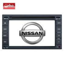 Central Multimidia Orbe Nissan Sentra Camera Re Dvd Gps Tv