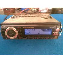 Frente Cd Player Sony Modelo Cdx-c687vw