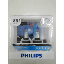 Lampadas Philips Diamond Vision H27