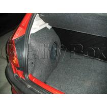 Caixa De Fibra Lateral Reforçada Peugeot 206/207