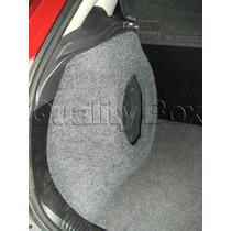 Caixa De Fibra Lateral Reforçada Focus Hatch (2001-2008)