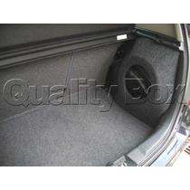 Caixa De Fibra Lateral Reforçada Honda Fit (2001-2008)
