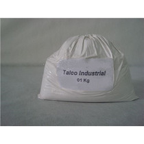 Talco Industrial 1kg - Fibra De Vidro Resina Massa Plastica