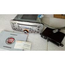 Radio Cd Original Fiat Conection Palio,gran Siena,punto Usb