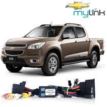 Desbloqueio Mylink Chevrolet S10 Interface De Tela