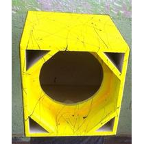 Caixa Canhão Euclides 12,15,18