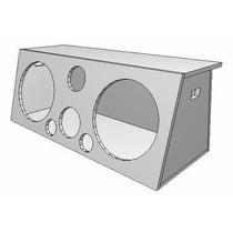 Equipamento Caixa Som 2x12 (84 L)+ Dutada+corneta+tweter(05)