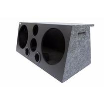 Equipamento Caixa Som 2x12 (84 L)+ Dutada+corneta+tweter(10)