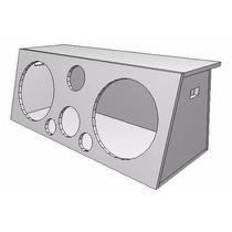 Equipamento Caixa Som 2x12 (84 L)+ Dutada+corneta+tweter(01)