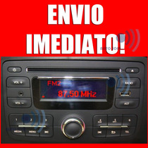 Código Senha Code Recuperar Codigo Radio Renault Sandero