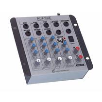 Mesa De Som Automotivo Mixer Automix Ll Audio A402r 4 Ch 12v