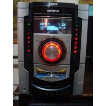 Vendo As Placas Do Som Sony Mhc Gnx900 Com A Saida Queimada