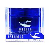 Aromatizante Carro Cheirinho Gel Aquablue Deep Marin Japonês