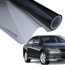 Pelicula De Controle Solar 75cm X 15m Insulfilm G35 G20 G5