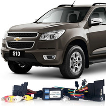Interface Desbloqueio Tela Mylink Chevrolet S10 Nova 2014 Lt