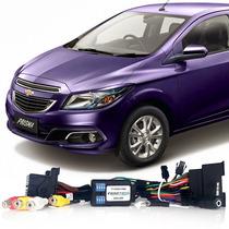 Interface Desbloqueio Tela My Link Chevrolet Prisma 2013
