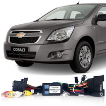 Interface Desbloqueio Tela My Link Chevrolet Cobalt 2014