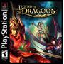 Legend Of Dragoon - (psp E Ps1 E Ps2)