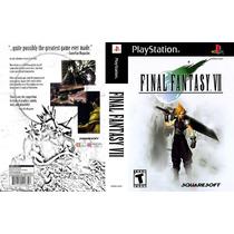 Mp3 Final Fantasy 7 (psp Ps1 Cd Play)