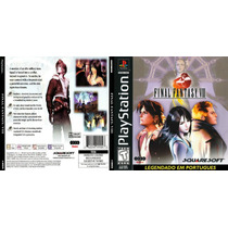 Sound Mp3 Final Fantasy 8 (psp Ps1 Cd Play)