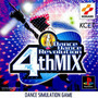 Mp3 Dance Dance Revol 4 Thmix (psp Ps1 Cd Play)